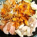 料理メニュー写真味噌チゲホルモン