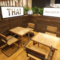 THAIFOODcafe バルタン食堂の雰囲気1