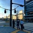 ★広島駅徒歩5分★広島駅在来線口を出て左手に蔦屋家電・エディオンがある方向にすすむ。