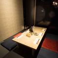 和風個室、畳のお部屋です。