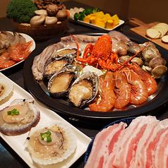 蒸し料理の店ぜろはち 大津テラス店の特集写真