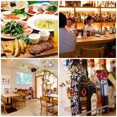 cafe&bar X-Ray 杉田店の写真
