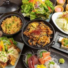 九州創作料理と厳選肉 結 成田駅前店のコース写真