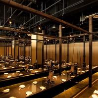 心斎橋の宴会はゆったり落ち着ける和の個室空間居酒屋!