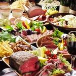 【コース多数ご用意!】お肉たっぷりコースや選べるフォンデュ6品2480円~ 様々なコースを御用意♪