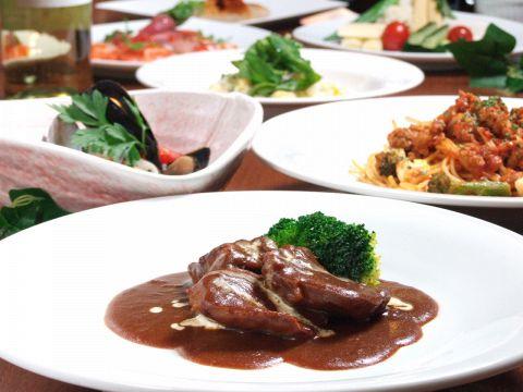 勝どき・月島エリアにNEWOPEN♪ランチもディナーも楽しめる本格ビストロレストラン!