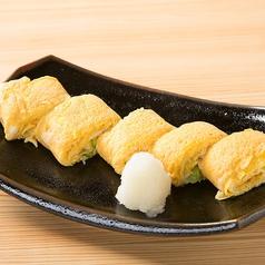 だし巻玉子/もやし炒め/コーンバター/黒豚ぎょうざ(5ヶ)/もちもち明太玉子焼