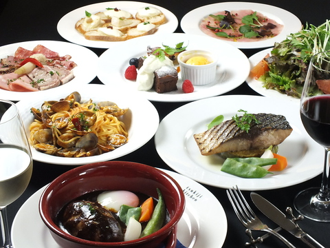 東銀座の名店、tsukiji kitchen。メディアの取材多数。 その味をお楽しみください。