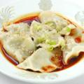 料理メニュー写真水餃子(紅油水餃子)/煎餃子(焼き餃子)