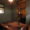 2Fお座敷個室6名様テーブル1卓ご用意致します。※写真は、イメージです。