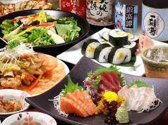 魚鮮水産 三代目網元 鳥取北口店の特集写真