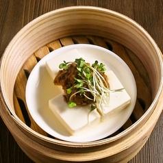 料理メニュー写真豆腐