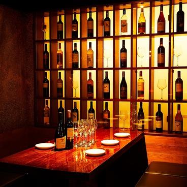 肉とワイン bonanza ボナンザ 大門の雰囲気1