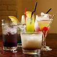 カクテルはALL500円!リーズナブルに楽しめるので飲みすぎにご注意ください♪おいしいおつまみとご一緒にどうぞ!