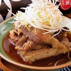 しゅんでる肉豆腐
