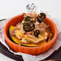 料理メニュー写真OKONOMI パンプキン