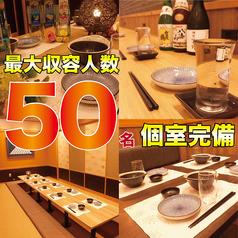 ミライザカ 名駅南笹島店の雰囲気1