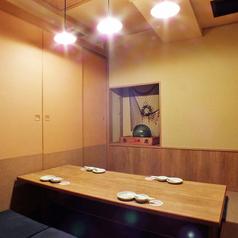 落ち着いて飲める雰囲気の部屋もご用意しております。※画像は系列店
