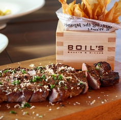 BOIL'S SWEETS&DINNER ボイルズ スイーツアンドダイナーのコース写真