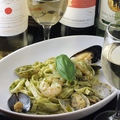 料理メニュー写真海の幸のジェノベーセ