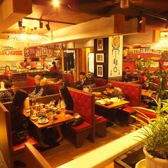 ジミーズステーキハウス Jimmy's STEAK HOUSE 天神昭和通り店の雰囲気1