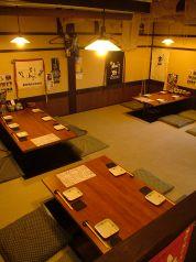 軍鶏 いぶし家 福山三吉店の雰囲気1