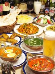 インド料理 オアシス 大森町店の画像