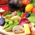 料理メニュー写真野菜のみそフォンデュ