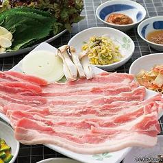 本場韓国料理88の写真
