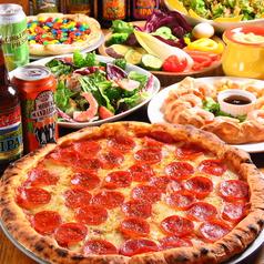 American Pizza&Craft Beer TRUNK トランクの特集写真