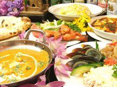 ガネーシャ 大手町店 インド料理の写真