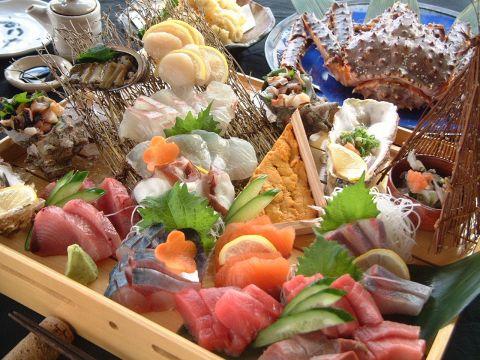 魚市場仲卸直営!丸秀鮮魚店