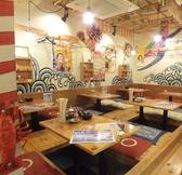 魚河岸居酒屋 魚鮮本店の雰囲気2