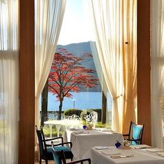 四季折々の芦ノ湖を楽しむことができます。