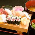 料理メニュー写真にぎり寿司A(ランチ)