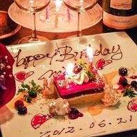 誕生日記念日お祝いします