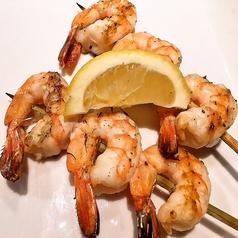 料理メニュー写真海鮮串