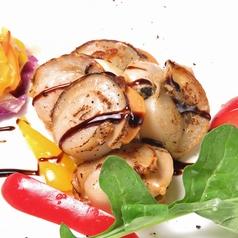 料理メニュー写真北海道産ホタテの炙り焼き