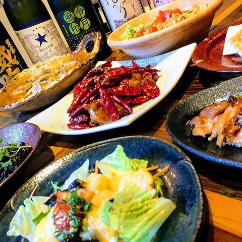 創作和食の名店が笹塚に誕生!一度食べたら病み付きになる絶品料理がずらり♪