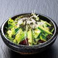 料理メニュー写真赤からチョレギサラダ