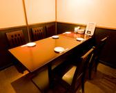 4~100名個室ご用意♪居心地のいいテーブル席のご用意となります。
