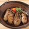 炙り牡蠣ポン酢