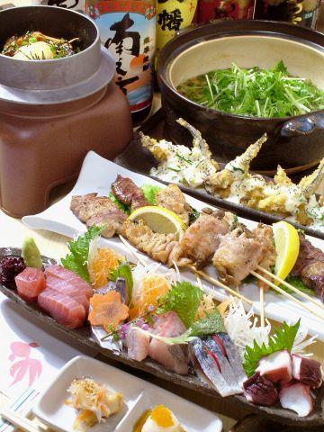 <豪華宴会プラン>鍋の肉1.5倍×一番搾り2H[飲放]黄金のダシの旨味を堪能黒葱鍋コース6000円
