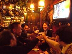 ザ リフィー タヴァーン The Liffey Tavern 2 東堀店の雰囲気1