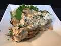 料理メニュー写真自家製タルタルソースのブロッケン南蛮