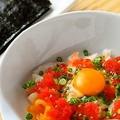 料理メニュー写真さまざまな味のハーモニーが楽しめる 『寿司屋の爆弾』