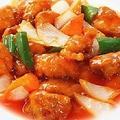 料理メニュー写真豚肉キャベツ辛味噌炒め/スブタ/牛肉とモヤシニラ炒め