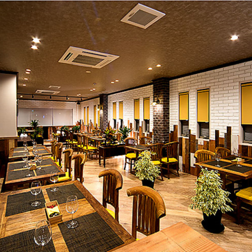 cafe&curry HYGGEの雰囲気1