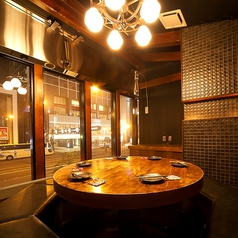 バッカスミートカフェの雰囲気1