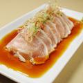 料理メニュー写真大山鶏の一品